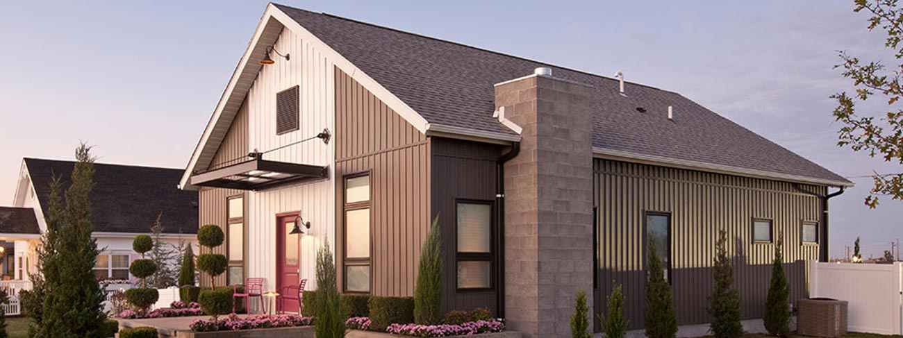 New Windows for America | Plygem Mastic Vertical Siding