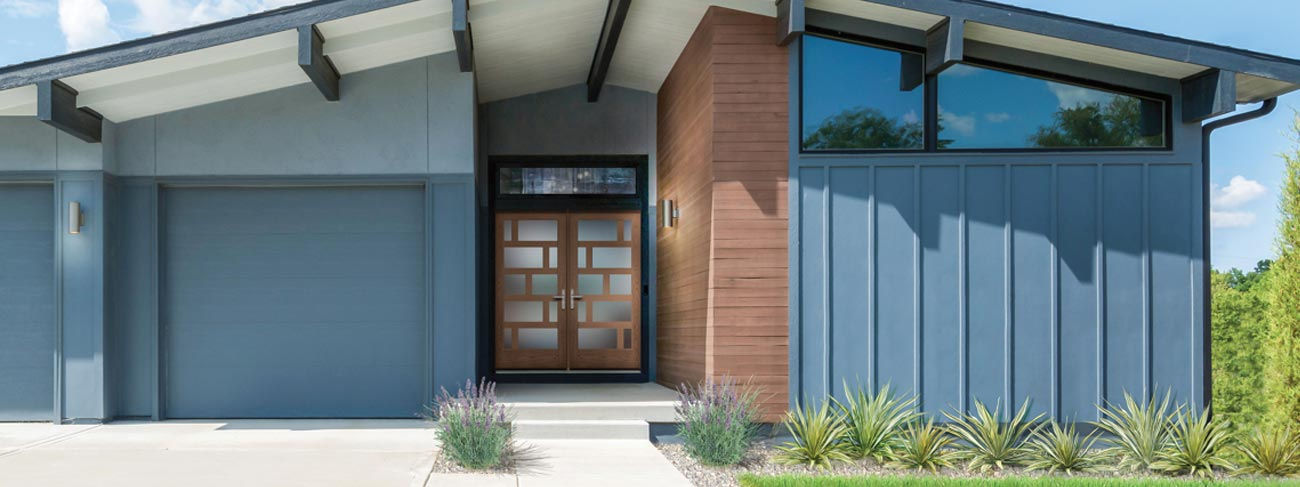 New Windows for America | Therma-Tru Fiber Classic Oak Doors
